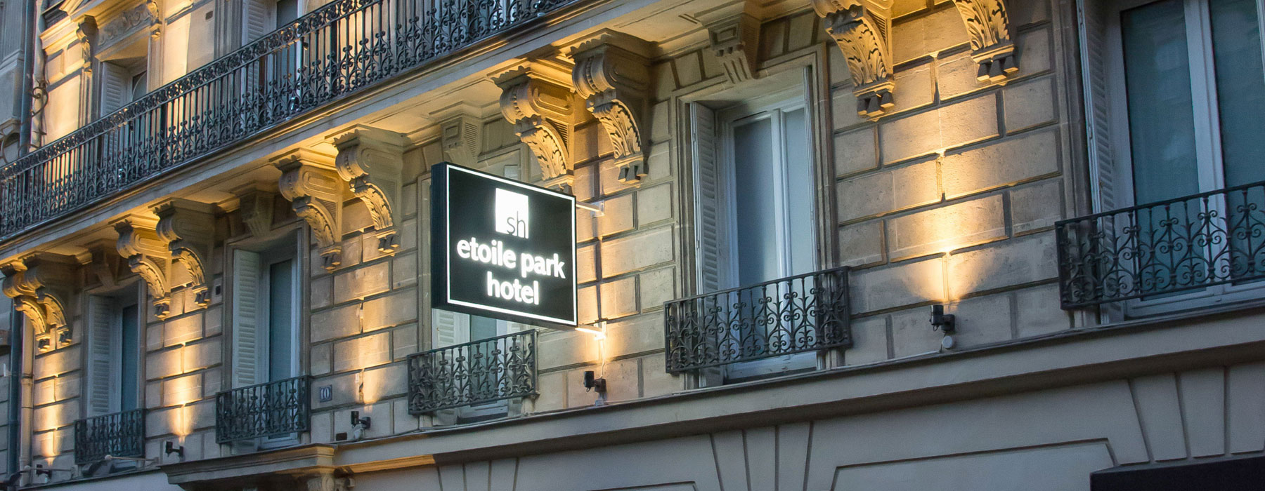 Etoile park hotel paris hotel 3 etoiles champs elysees for Hotels 1 etoile paris